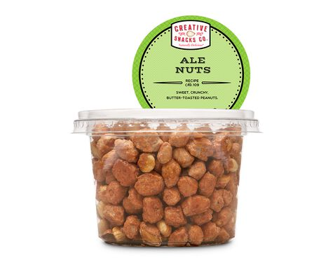 Sweet Ale Nuts