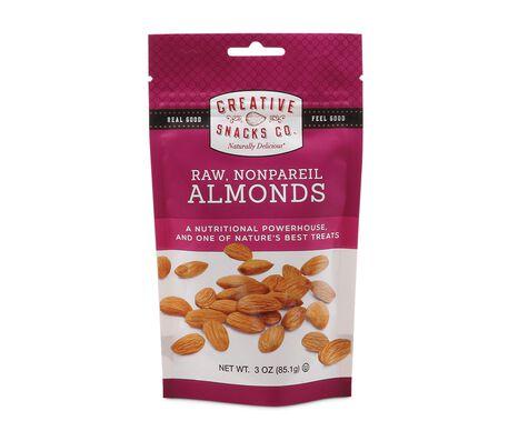 Raw Nonpareil Almonds