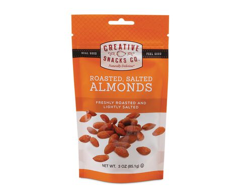 Roasted, Salted Almonds