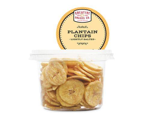 Plantain Chips w/ Salt