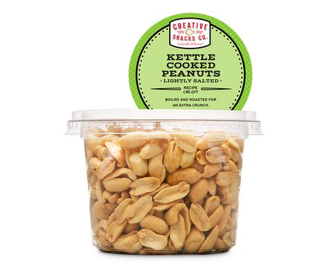 Kettle Cooked Peanuts