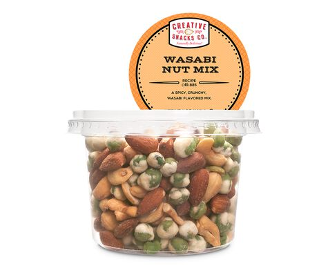 Wasabi Nut Mix