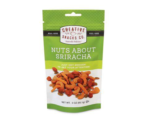 Nuts About Sriracha