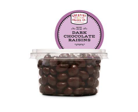 Dark Chocolate Raisins
